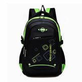 Enfants imperméables sac d'école des filles garçons voyagent sac à bandoulière sac à dos