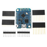 5pcs Wemos® D1 Mini V3.0.0 WIFI Internet Of Things Development Board Based ESP8266 4MB MicroPython Nodemcu Arduino Compatible