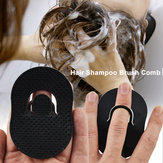 Portable Pocket Hair Comb Set of Fingers Small Round Hair
