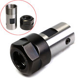 ER16 Collet Chuck Holder Motor Shaft Extension Rod Inner Hole 8mm