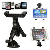 Car Holder Suction Cup Mount Universal Tablet Stand Holder For 7-10.1 inch iPad Air Samsung Tablets