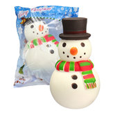 Original Hat Snowman Squishy 15.8*8.8*9.2CM Soft Slow Rising With Packaging Collection Gift Toy