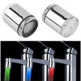 LEDRobinetdeTempératuredeRobinet de Douche RGB Glow Shower Stream Robinet de Douche