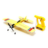 Assembly Electric Wire Control Aircraft DIY Model Plane Toys