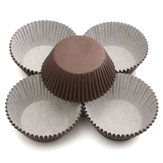 Original 100pcs Cake Cup Wedding Party Cake Baking Mold Muffin Dessert Baking Cup