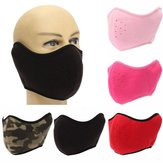 Winter Warm Breathable Half Face Mask Skiing Motorcycle Bicycle Cycling Face Mask