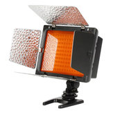Yongnuo YN160 II 160LEDs Lamp White 5500K LED Video Light for Camera Camcorder with Remote Control