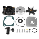 Original Water Pump Impeller Repair Kit #432955 For Johnson Evinrude 3 CYL 60 65 70 75 HP