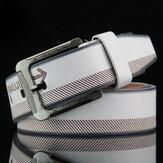 Ceinture imprimée en cuir Loisirs Jeans Ceinture