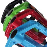 Colorized Aluminum Alloy Bicycle Pedals Equiped With Reflectors