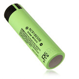 1pcs NCR18650B 3400mAH 3.7 V Desprotegida Recargable Batería de li-ion