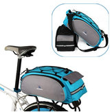 Roswheel Bike Bicycle Rear Seat Tail Bag Pannier Double Sides