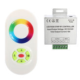 Wireless RGB Touch Controller with Remote Control