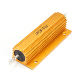 100W Watt Power Metal Shell Case Wirewound Resistor