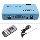 Digital TV Box LCD/CRT VGA/AV Tuner DVB-T FreeView Receiver