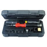 HS-1115K 10 in 1 Soldering Iron Cordless Welding Torch Tool Kit