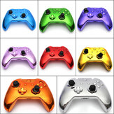 Wireless Controller Full Shell Case Housing for Xbox One Chrome