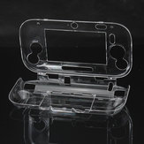 Protective Crystal Hard Case Cover For Wii U Gamepad Transparent