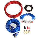 Car Complete Amplifier Wiring Kit Gauge for Speakers Subwoofers
