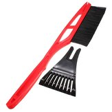 Car Winter Snow Brush Front Rear Window Screen Mirror Ice Scraper