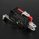 Micro Switch AC 250V 15A V-156-1C25 SPDT Roller Lever
