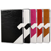 Crazy Horse Grain Pattern Leather Case Cover For iPad Mini 1 2 3