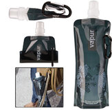 Portable Camping Outdoors Travel Folding Water Bottle