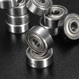 10pcs 623-ZZ 3x10x4mm Deep Groove Ball Bearings Miniature  Ball Bearing