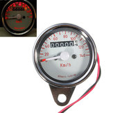 Motorcycle Odometer Speedometer Gauge Test Miles Speed Meter