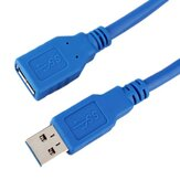 1.5m USB 3.0 Type A Male to A Female Extension Cable