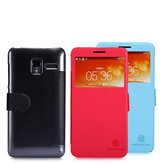 NILLKIN View Window PU Leather Flip Protective Case For Lenovo A850+