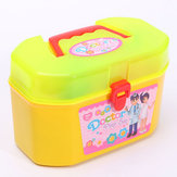 30Pcs Kids Doctor Nurse Role Play Case Baby Kit Educational Toy Set