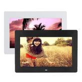 10 Inch HD TFT-LCD Digital Photo Movies Frame MP4 Player Alarm Clock
