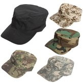 Outdoor Camping Hiking Sports Hat Camouflage Cap Bush Jungle Hat