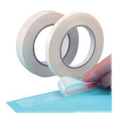 1 Rolls Double Sided Super Strong Adhesive Tape Sticker Glue White