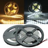 5M Blanco/Blanco Caliente 5630 SMD No Impermeable 300 LEDs Luz de Tira 12V
