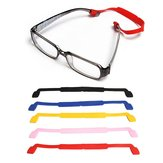 Elastic Silicone Glasses Neck Cord Sunglasses Strap