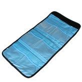 6 Pockets 25mm-82mm Filter Lens Bag Case Purse Wallet Pouch Holder