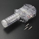 Banda de reloj enlace removedor de la correa de color blanco ajustar la herramienta de reparación