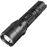 Nitecore P20 XM-L2 T6 800lumens Tactical LED Flashlight