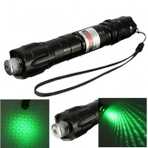 532nm Light Star Cap Super Range Green Light Láser Puntero