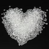 2000Pcs Kristalle Diamanten Hochzeit Dekorationen