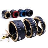KleurrijkeMetaalAFMacroExtensionTube Ring Voor Canon EOS EF EF-S