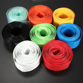 2M Flat 29.5MM 18.5MM PVC Heat Shrink Tubing For 18650 18500 Battery