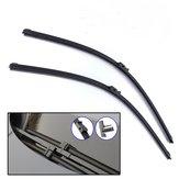 Front Specific Side Pin Wiper Blades for 06-07 CITROEN Xsara Picasso
