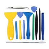 13 In 1 Metal+Plastic Repair Opening Pry Tool Kit Set For Mobile Phone