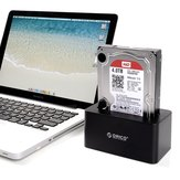 ORICO 6619US3 5Gbps Super Speed USB3.0 SATA Hard Drive Docking Station for 2.5'' 3.5'' HDD