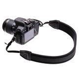 Adjusted Neoprene Strap Belt Black For Canon Nikon Sony Pentax DSLR Camera