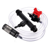 3/4 Inch Irrigation Venturi Fertilizer Injectors Device Filter Kit Tube