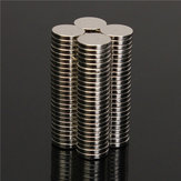 100pcs N52 6x1mm Disc Neodymium Magnet Strong Rare Earth Small Fridge Magnets